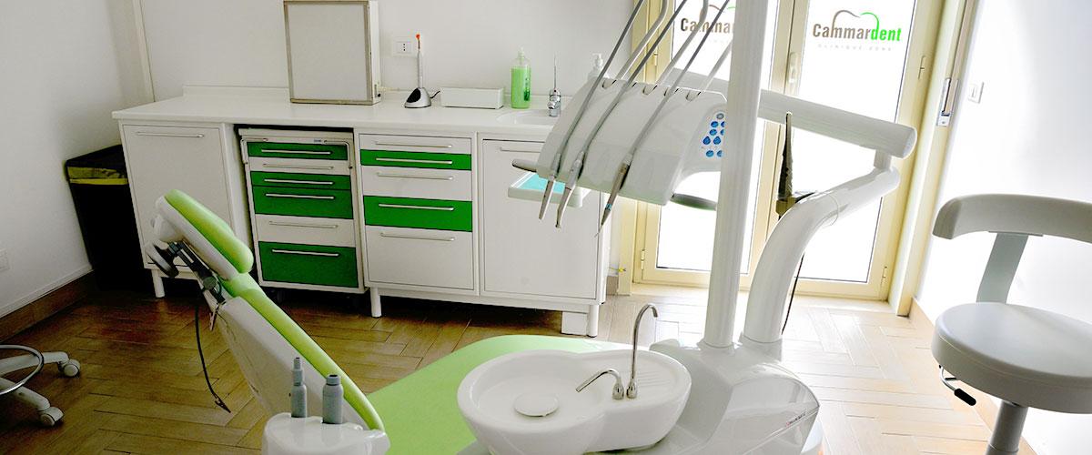 Cammardent - centro odontoiatrico - estetica dentale e del viso.
